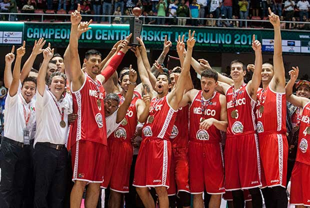 México / Foto: FIBA
