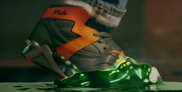 Fila - Teenage Mutant Ninja Turtles