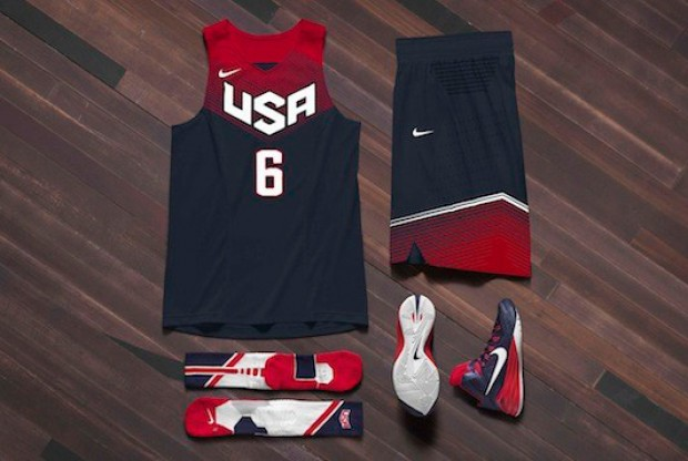 Uniforme USA Basketball