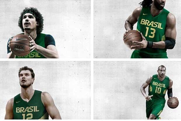 Brasil / twitter.com/nikebasketball