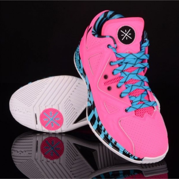 "Li-Ning Way Of Wade 2.5 ""Flamingo"""