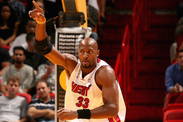 Alonzo Mourning / Getty Images