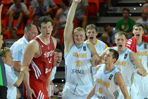 Omer Asik / FIBA