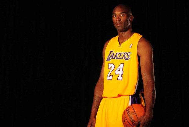 Kobe Bryant./ Getty Images