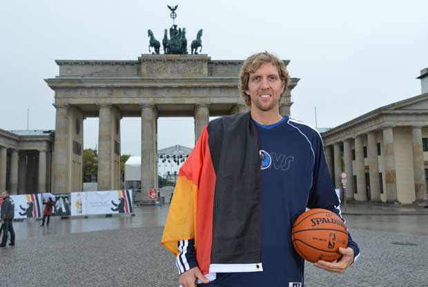 Dirk Nowitzki / Getty Images