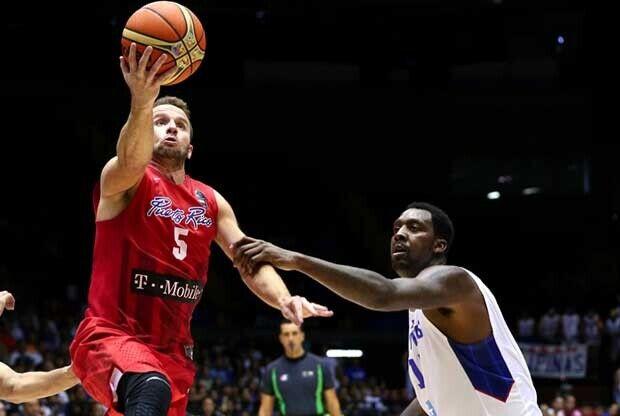 JJ Barea, Andray Blatche / FIBA