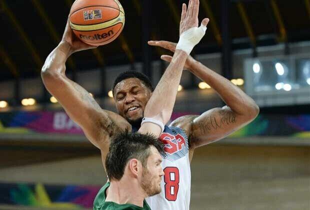 Rudy Gay, Darjus Lavrinovic / FIBA