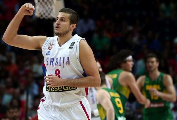 Nemanja Bjelica / FIBA