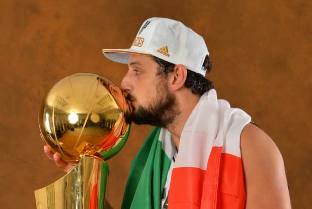 Marco Belinelli / Getty Images