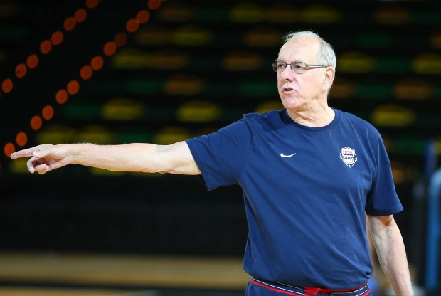 Jim Boeheim./ Getty Images