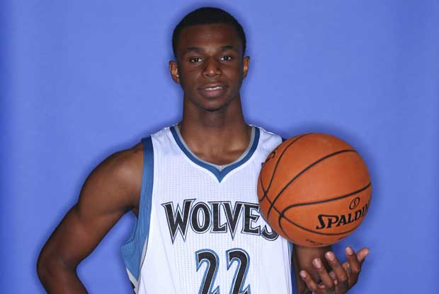 Andrew Wiggins / Getty Images