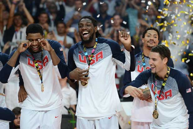 Team USA / Getty Images
