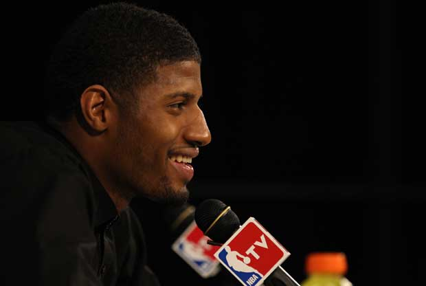 Paul George / Getty Images