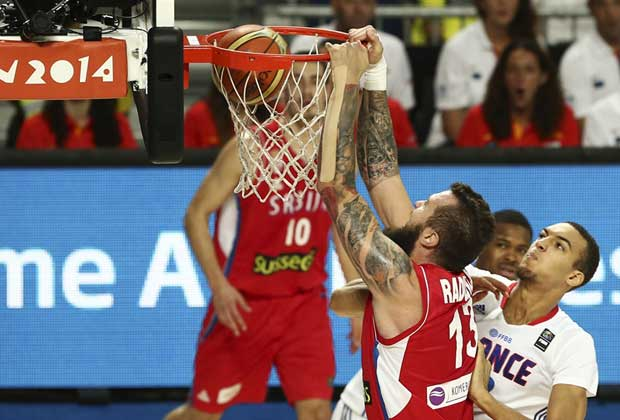 Miroslav Raduljica / FIBA