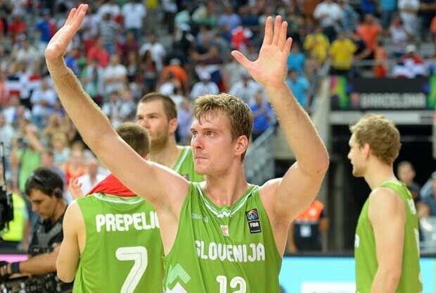 Zoran Dragic / FIBA