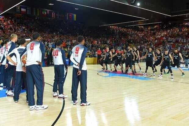 Team USA, Nueva Zelanda / FIBA
