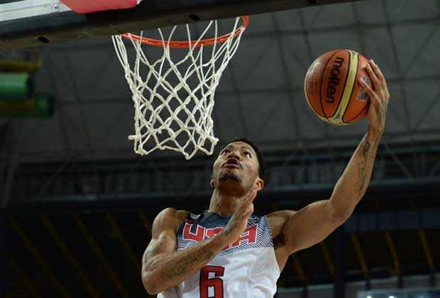 Derrick Rose / FIBA