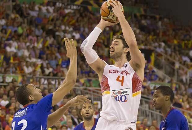 Pau Gasol / FIBA