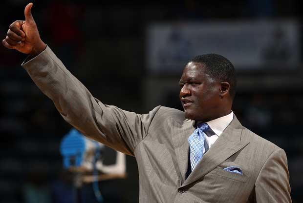Dominique Wilkins / Getty Images