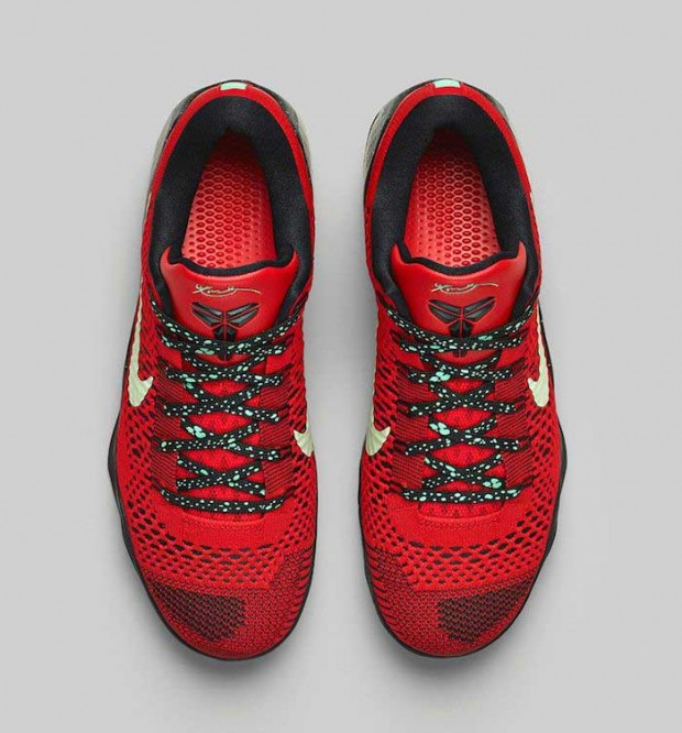 Nike - Kobe 9 Elite Low 'University Red'