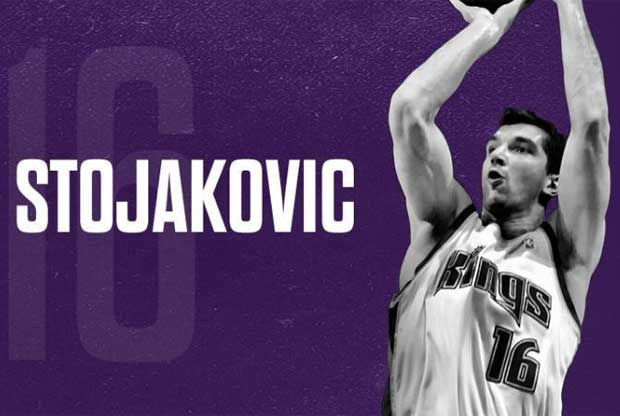 Sacramento Kings retirará el #16 de Peja Stojakovic