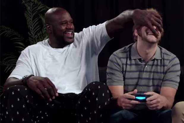 Shaquille O'Neal / Youtube