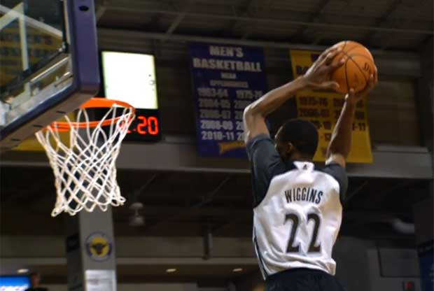 Andrew Wiggins / Youtube