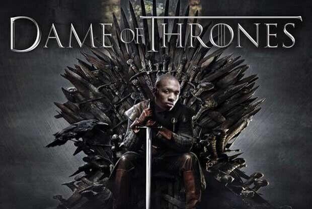 Dame of Thrones / Twitter
