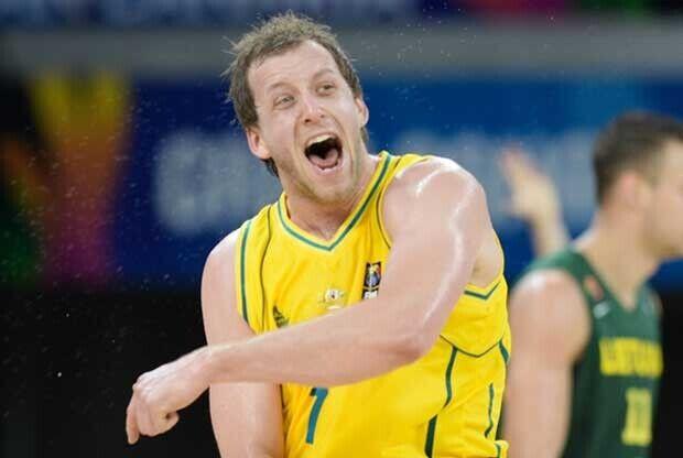 Joe Ingles / FIBA
