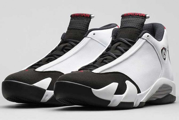 Air Jordan - 14 'Black Toe'