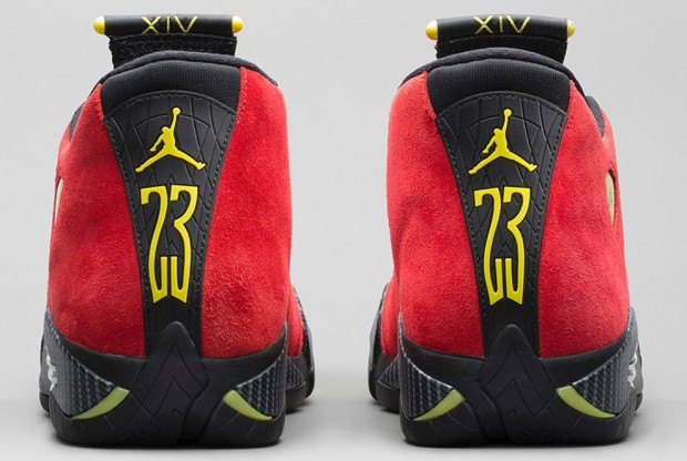 Air Jordan - 14 Retro 'Ferrari'