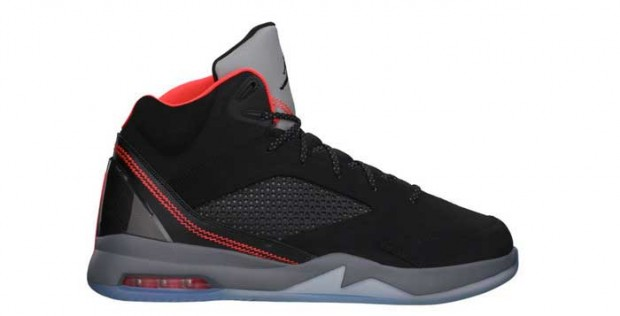 Jordan - Furture Flight Remix 'Black/Gym Red'