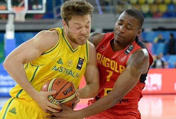 Australia - Angola / FIBA