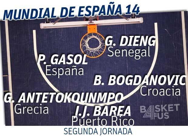 Quinteto Basket4US jornada 3