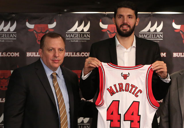 Nicola Mirotic / Getty Images