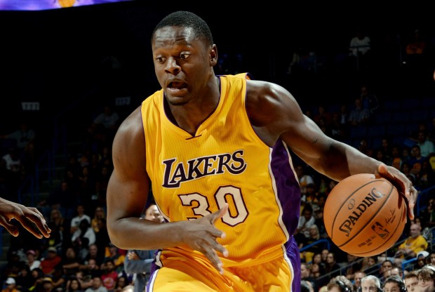 Julius Randle./ Getty Images