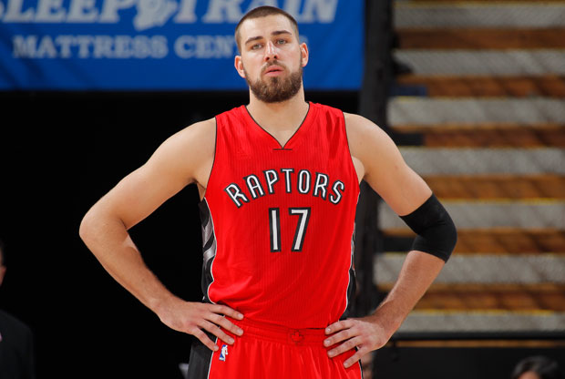 Jonas Valanciunas / Getty Images