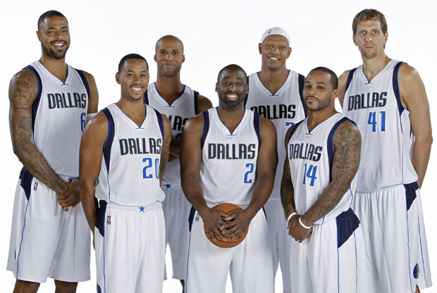 Dallas Mavericks / Getty Images