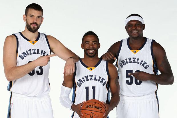 Memphis Grizzlies / Getty Images