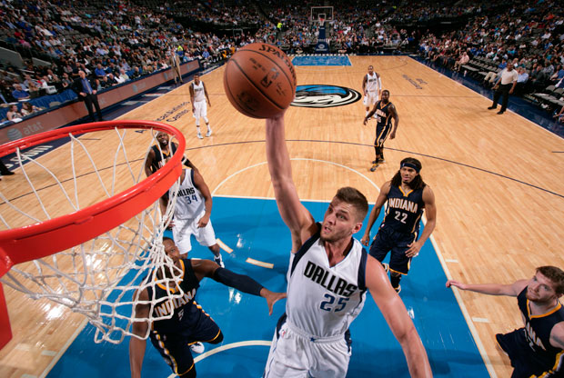 Chandler Parsons / Getty Images