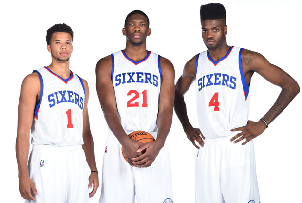Philadelphia 76ers / Getty Images