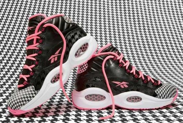 Reebok - Question Mid 'Houndstooth'