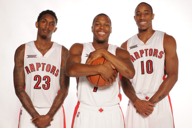 Toronto Raptors / Getty Images