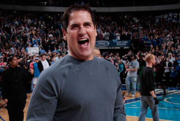 Mark Cuban./ Getty Images
