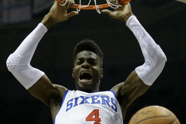 Nerlens Noel./ Getty Images