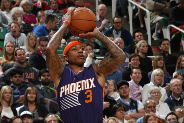 Isaiah Thomas./ Getty Images