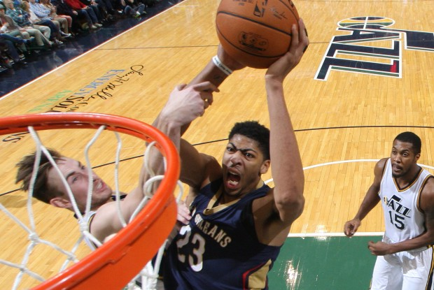 Anthony Davis./ Getty Images