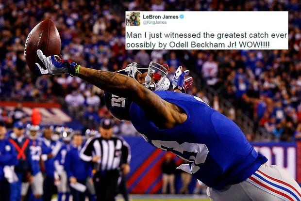 Odell Beckham Jr./ Getty Images