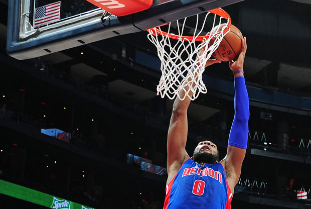 Andre Drummond / Getty Images