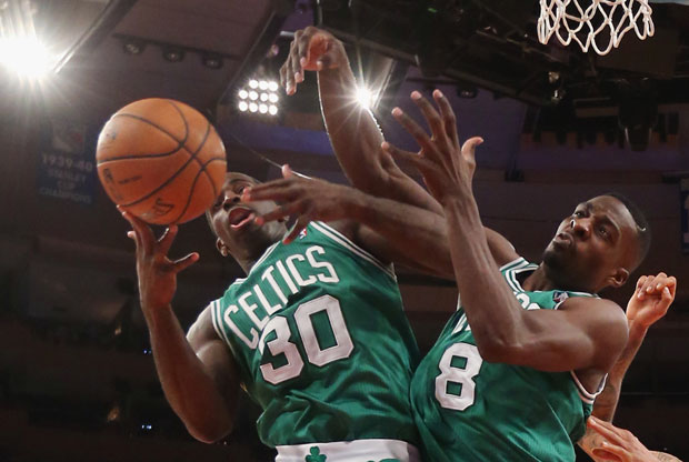 Jeff Green y Brandon Bass / Getty Images